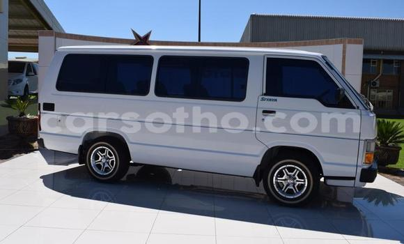 Buy Used Toyota Hiace White Car in Hlotse in Leribe