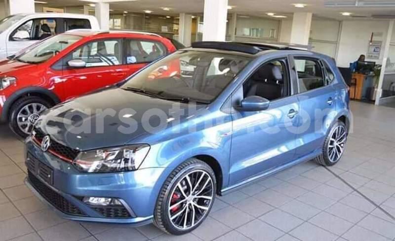 Sayi Na Hannu Volkswagen Polo Gti Bleu Mota In Maseru A Maseru Carsotho