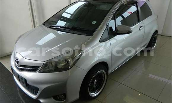 Buy Used Toyota Yaris Silver Car in Mafeteng in Mafeteng