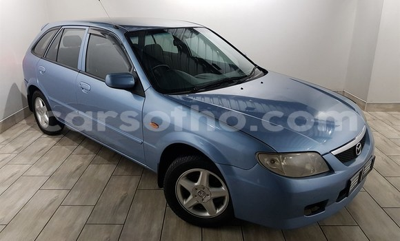 Buy Used Mazda Etude Blue Car in Butha Buthe in Butha-Buthe