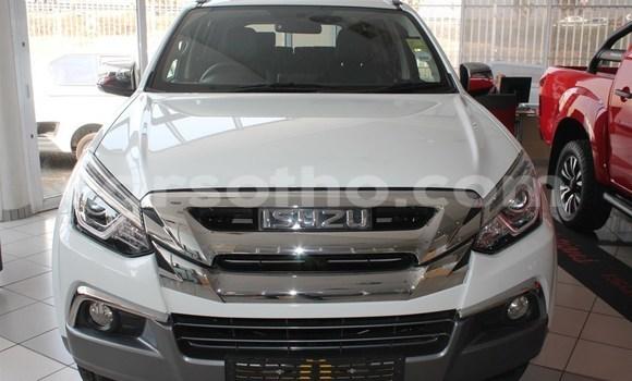 Buy Used Isuzu MU-X White Car in Butha–Buthe in Thaba-Tseka