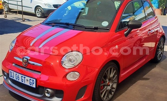 Buy Used Abarth 695 Red Car in Butha–Buthe in Thaba-Tseka