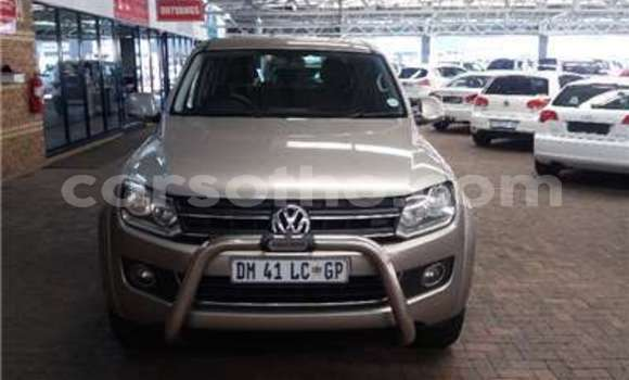 Buy Used Volkswagen Amarok Brown Car in Butha Buthe in Butha-Buthe
