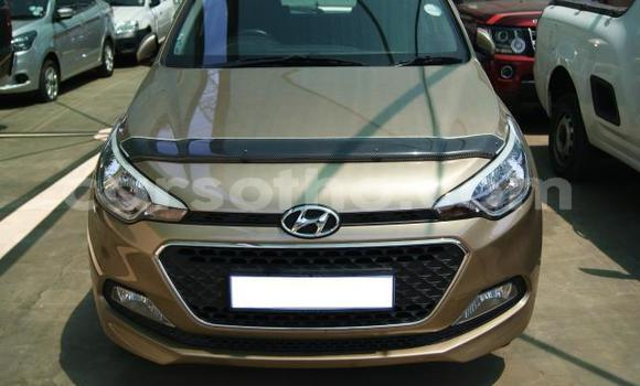 Buy Used Hyundai i20 Brown Car in Maseru in Maseru