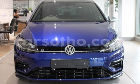 Buy Used Volkswagen Golf Blue Car in Butha Buthe in Butha-Buthe