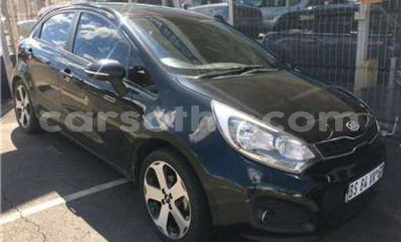 Buy Used Kia Rio Black Car in Butha Buthe in Butha-Buthe