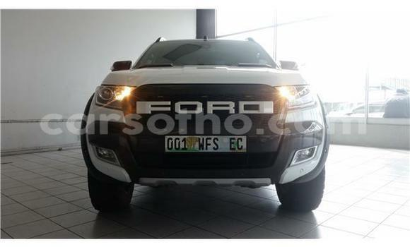 Buy Used Ford Ranger White Car in Butha Buthe in Butha-Buthe