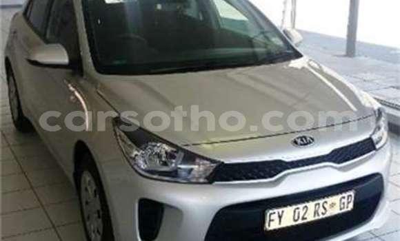 Buy Used Kia Rio Silver Car in Butha Buthe in Butha-Buthe