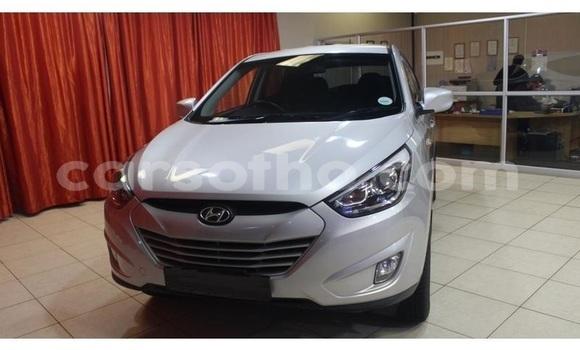 Buy Used Hyundai ix35 Silver Car in Hlotse in Leribe