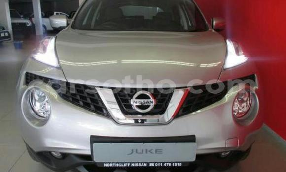 Buy Used Nissan Juke Silver Car in Thaba–Tseka in Mafeteng