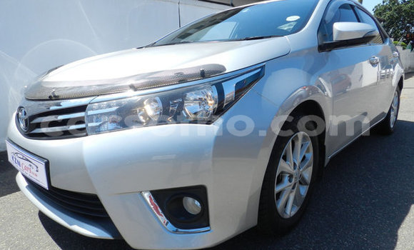 Buy Used Toyota Corolla Silver Car in Maputsoa in Leribe