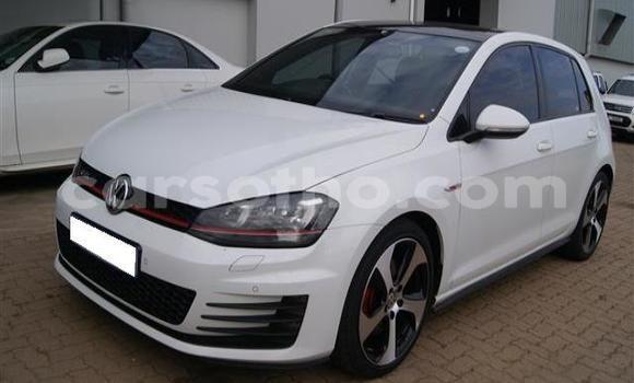 Buy Used Volkswagen Golf GTI White Car in Thaba–Tseka in Mafeteng