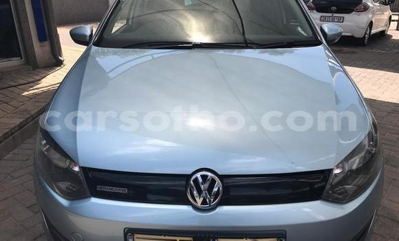 Buy Used Volkswagen Polo Blue Car in Roma in Maseru