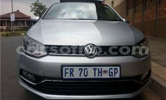 Buy Used Volkswagen Polo Silver Car in Butha–Buthe in Thaba-Tseka
