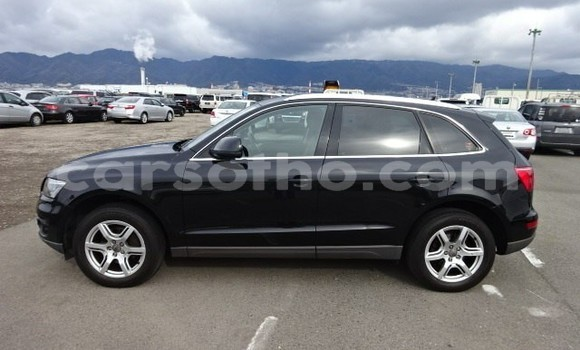 Buy Used Audi Q5 Black Car in Butha Buthe in Butha-Buthe