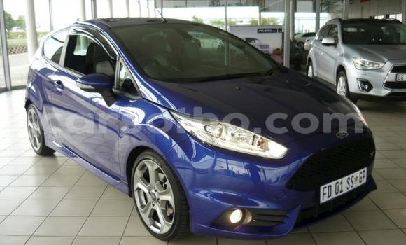 Buy Used Ford Fiesta ST Blue Car in Roma in Maseru