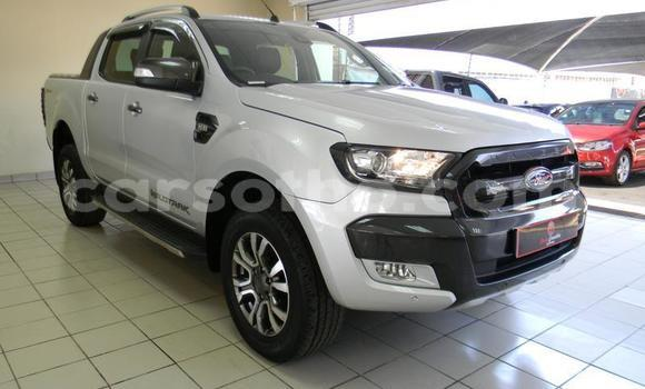 Buy Used Ford Ranger Silver Car in Butha Buthe in Butha-Buthe