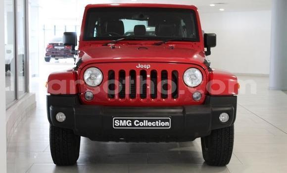 Buy Used Jeep Wrangler Red Car in Roma in Maseru