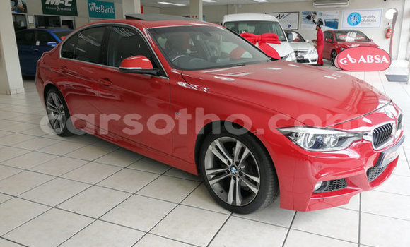 Buy Used BMW 3–Series Red Car in Butha Buthe in Butha-Buthe