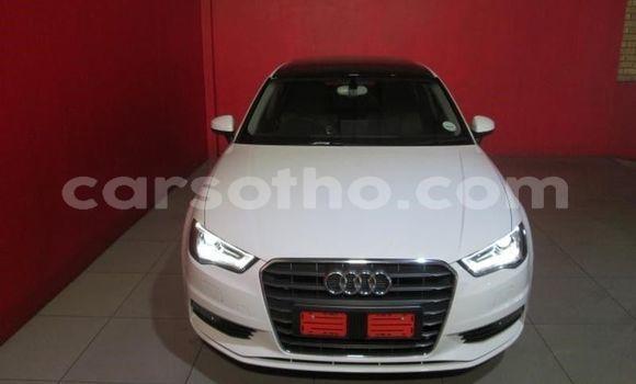 Buy Used Audi A3 White Car in Maseru in Maseru