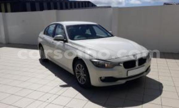 Buy Used BMW 3–Series White Car in Roma in Maseru