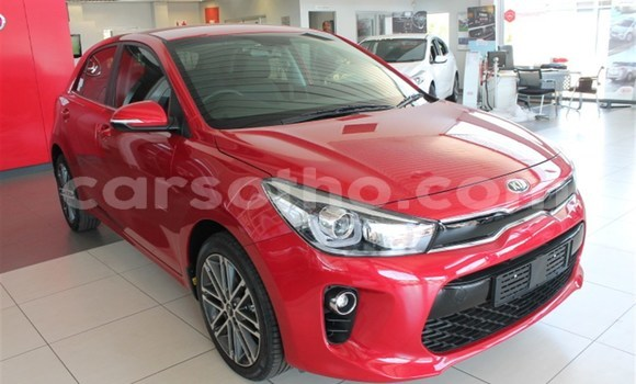 Buy Used Kia Rio Red Car in Thaba–Tseka in Mafeteng
