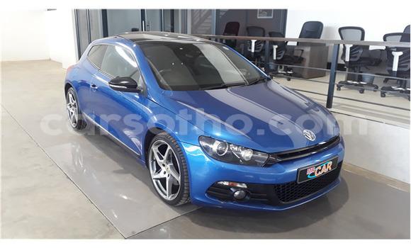 Buy Used Volkswagen Scirocco Blue Car in Maseru in Maseru