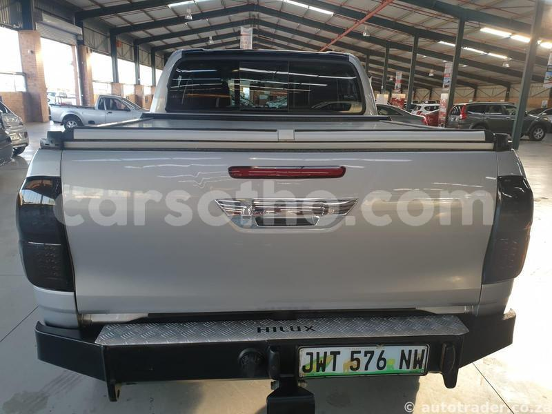 Big with watermark toyota hilux butha buthe butha buthe 18309