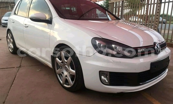 Buy Used Volkswagen Golf GTI White Car in Butha–Buthe in Thaba-Tseka