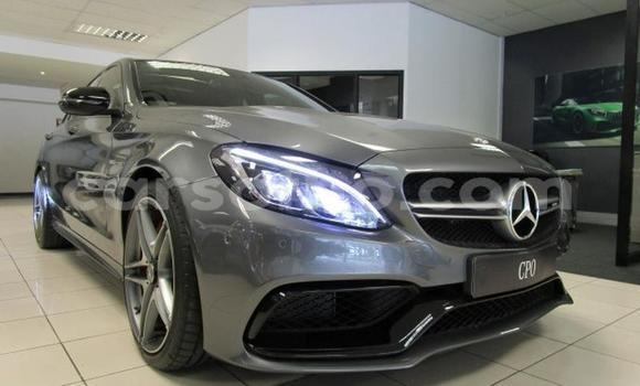 Buy Used Mercedes-Benz C-klasse AMG Black Car in Roma in Maseru