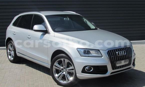 Buy Used Audi Q5 Silver Car in Butha Buthe in Butha-Buthe