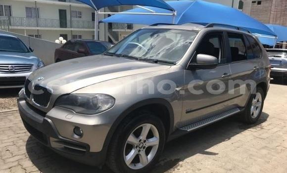Buy Used BMW X5 Silver Car in Hlotse in Leribe
