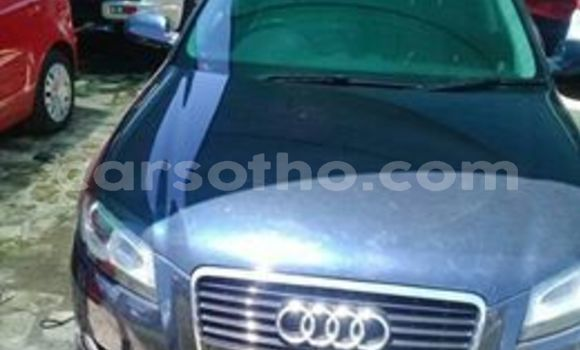 Buy Used Audi A3 Blue Car in Maseru in Maseru