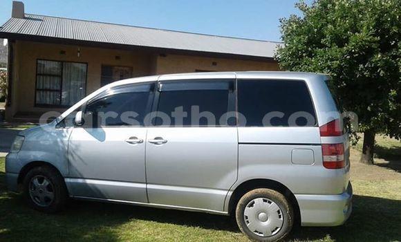 Buy Used Toyota Noah Silver Car in Maseru in Maseru