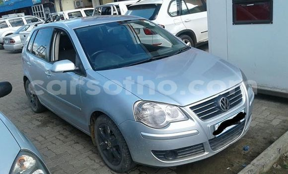 Buy Used Volkswagen Polo Silver Car in Maseru in Maseru
