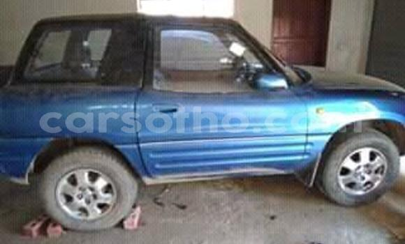 Buy Used Toyota RAV 4 Blue Car in Maseru in Maseru