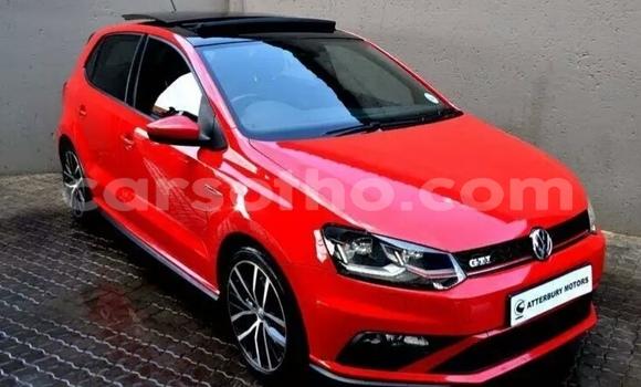 Buy Used Volkswagen Golf GTI Red Car in Maputsoa in Leribe