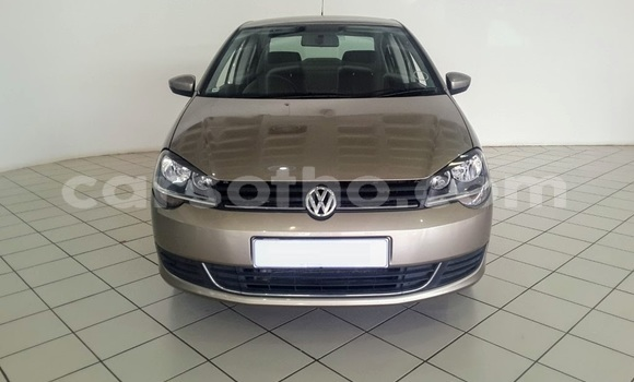 Buy Used Volkswagen Polo Brown Car in Thaba–Tseka in Mafeteng