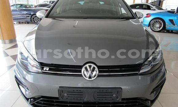 Buy Used Volkswagen Golf R Silver Car in Butha–Buthe in Thaba-Tseka