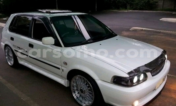 Buy Used Toyota T100 White Car in Maseru in Maseru