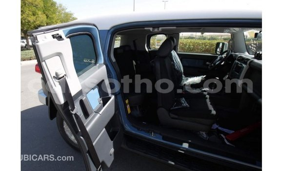 Buy Import Toyota FJ Cruiser Blue Car in Import - Dubai in Maseru