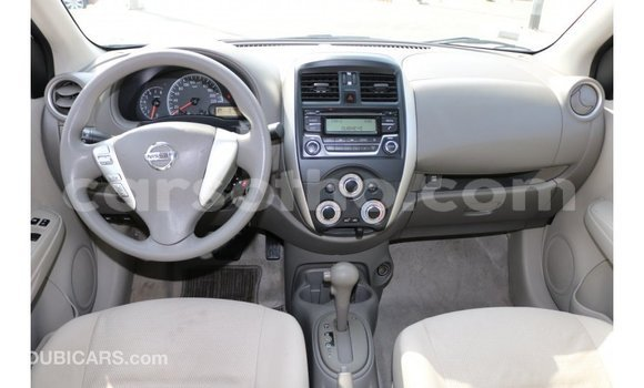 Buy Import Nissan Sunny White Car in Import - Dubai in Maseru