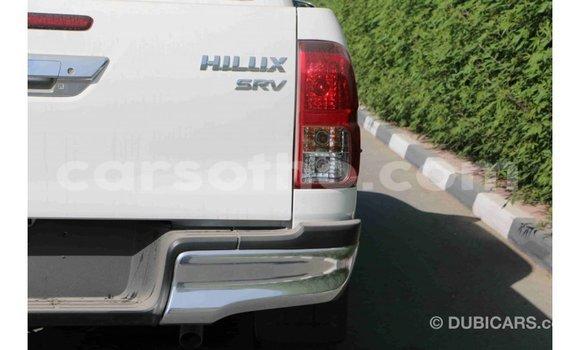 Buy Import Toyota Hilux Black Car in Import - Dubai in Maseru