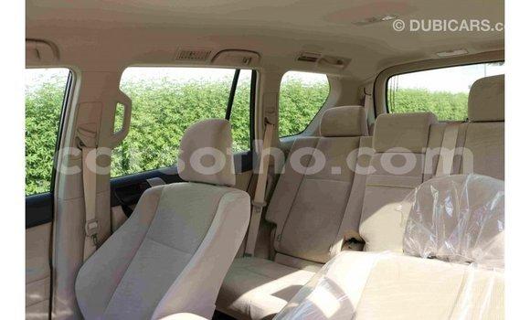 Buy Import Toyota Prado Black Car in Import - Dubai in Maseru