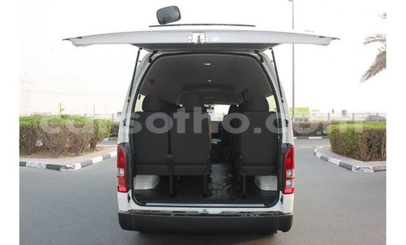 Buy Import Toyota Hiace White Car in Import - Dubai in Maseru