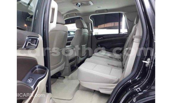 Buy Import Chevrolet Tahoe Black Car in Import - Dubai in Maseru