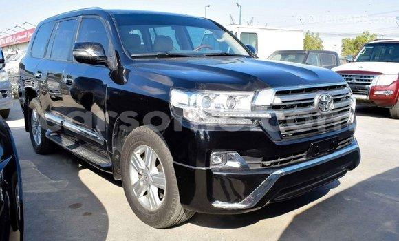 Buy Import Toyota Land Cruiser Black Car in Import - Dubai in Maseru