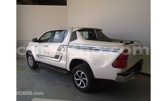 Buy Import Toyota Hilux White Car in Import - Dubai in Maseru