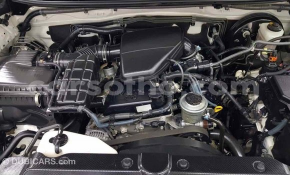 Buy Import Toyota Prado White Car in Import - Dubai in Maseru