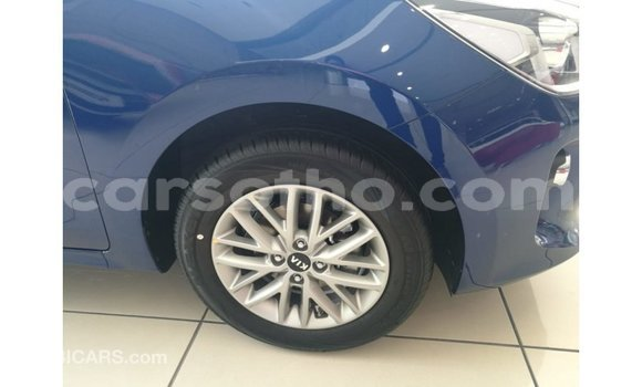 Buy Import Kia Rio Blue Car in Import - Dubai in Maseru